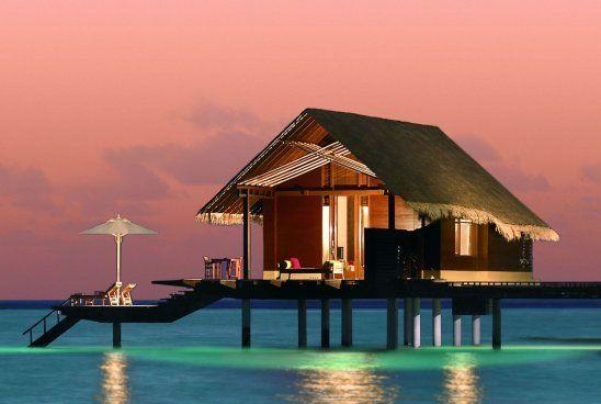 Good Vibes Reethi Rah Maldives Accommodation