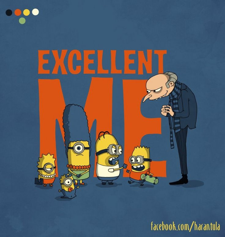 The Simpsons and Dispicable Me cross-over