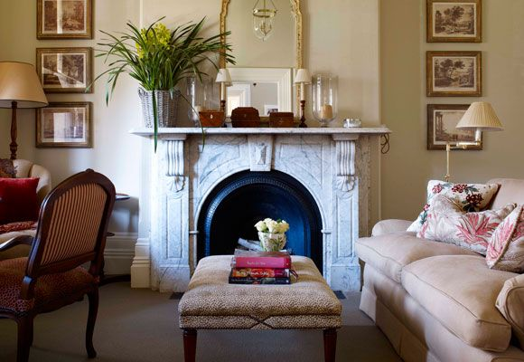 Making your living space feel warm and welcoming in the cooler months is more about re-thinking its decorative potential than turning up the heat. Banish the winter blues by filling your room with things that please the eye and soothe the senses.
