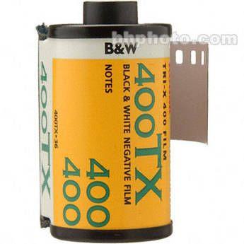 Kodak TX 135-36 Tri-X Pan Black & White Print Film (ISO-400)