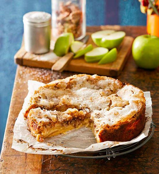 Whether you're following a gluten-free diet or not, you'll be putting your hand up for a slice of this scrumptious fruity cake.