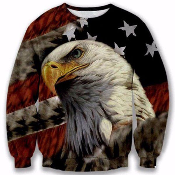 A new nice & cool item Eagle 3D Print Sw... is on your way! http://www.nice-and-cool.com/products/eagle-sweatshirt-hooded-sweats-tops-streetwear-unisex-eagle-pullover-dropship?utm_campaign=social_autopilot&utm_source=pin&utm_medium=pin