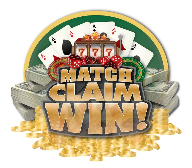 Match Claim Win Logo