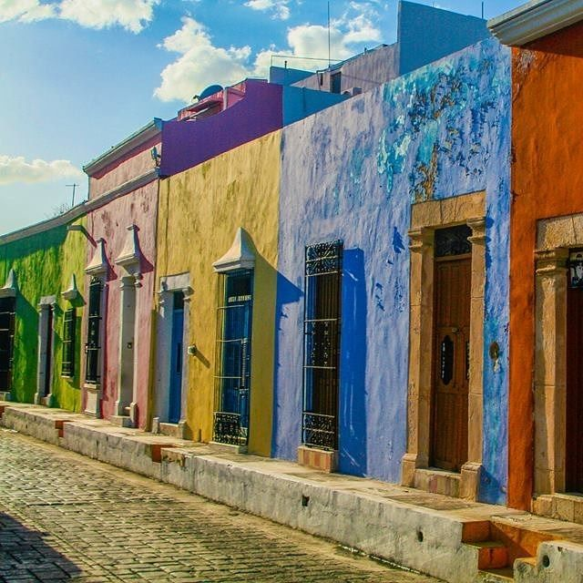 Campeche is one of the most beautiful cities in Mexico!