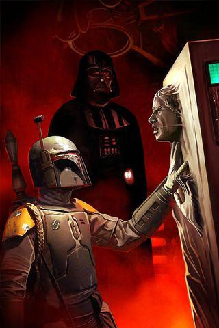 Star Wars iPhone background Nerdgasms Pinterest