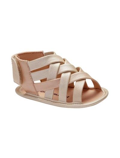 Baby Girl Sandals BEIGE