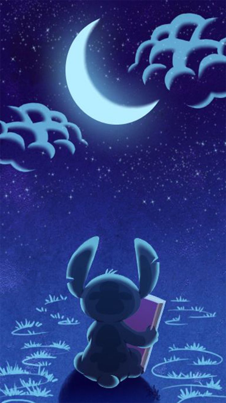 sad stitch wallpaper is - photo #43