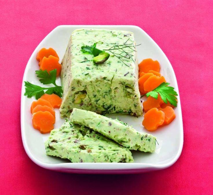 Paté di avocado e caprino - Cucina Naturale