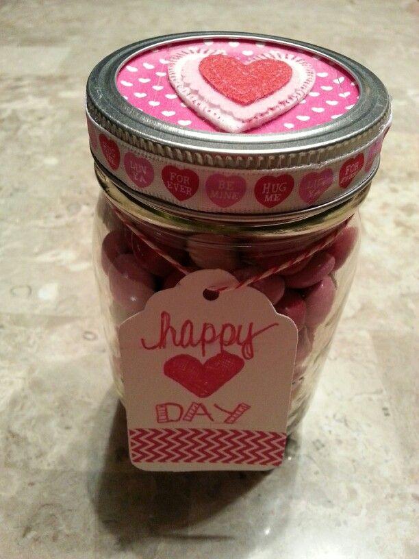 Fun candy jar gift