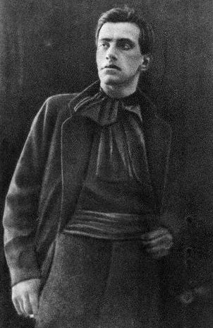 Vladimir Mayakovsky    Vladimir Vladimirovich Mayakovsky (Влади́мир Влади́мирович Маяко́вский) (July 19 [O.S. July 7] 1893 – April 14, 1930) was a Russian and Soviet poet and playwright. He is among the foremost representatives of early-20th century Russian Futurism.