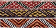 Aronui Patterns  Triangle designs which refers to the pursuit of knowledge about the natural world.