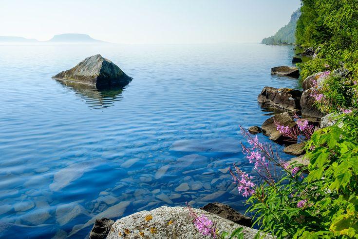 Lake Superior - Near Thunder Bay, Ontario