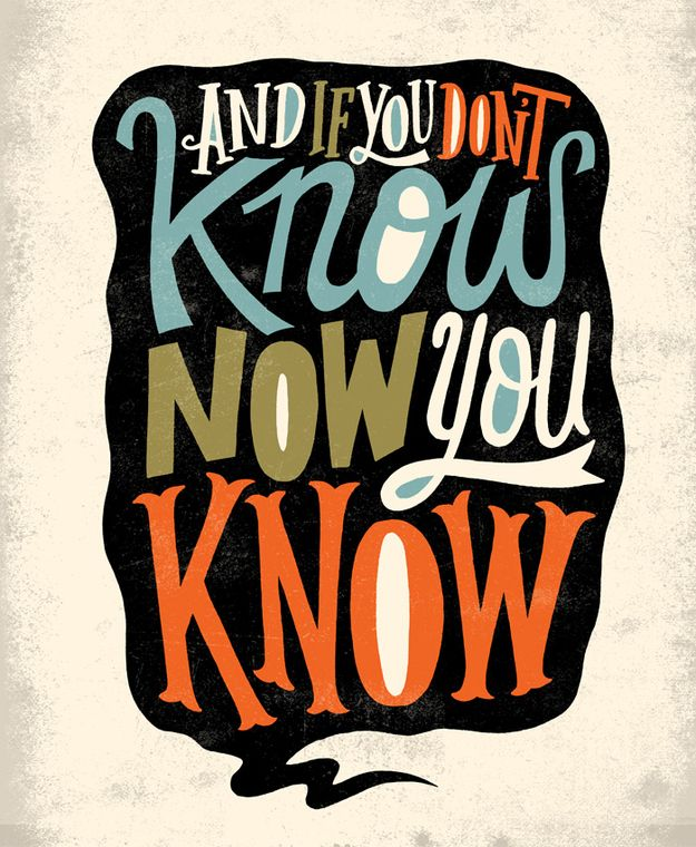 "freaking love this series....... 58 Amazing Typography Images Of Notorious B.I.G.'s ""Juicy"" Lyrics"
