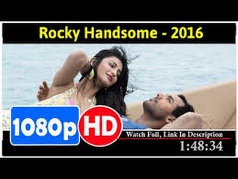 ROCKY HANDSOME । New hindi full movie 2016 ROCKY । REHNUMA Hindi  Shruti...