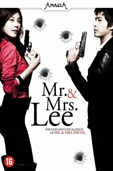 Mr. And Mrs. Lee  Description: Ahn Soo-ji is een geheim agente in dienst van de Koreaanse regering. Haar sukkelige vriend Lee Jae-joon weet niets van Soo-ji's werk maar heeft wel genoeg van haar leugens en geheimpjes. Hij verlaat haar en gaat de stad uit. Drie jaar later komt Jae-joon terug; hij is inmiddels geheim agent en zit Russiche terroristen op de hielen. Die zijn van plan dodelijke virussen te kopen en te gebruiken. Ook Soo-ji is de Russen op het spoor en ze komt Lee weer tegen. Maar…
