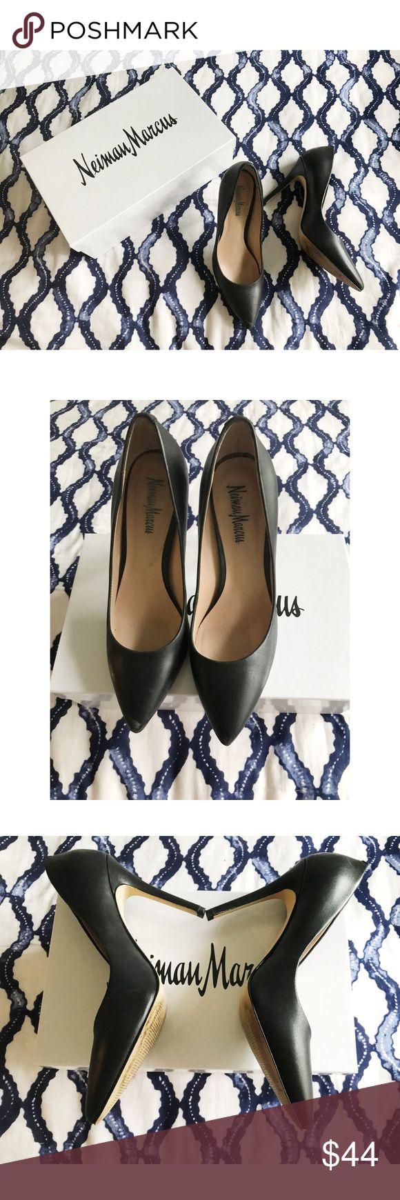 Neiman Marcus Stilettos Worn twice! Mint condition! Neiman Marcus Shoes Heels