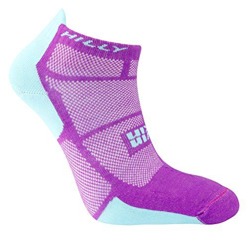 Hilly Womens Twin Skin Socklet Socks PurpleAquamarine Small -- Learn more by visiting the image link.(This is an Amazon affiliate link and I receive a commission for the sales)