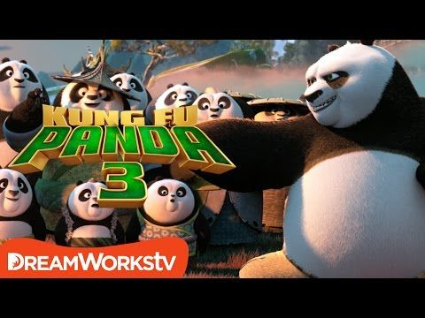 Kung Fu Panda 3 | Official Trailer #2 - YouTube At 2:20 the best character ever is introduced!