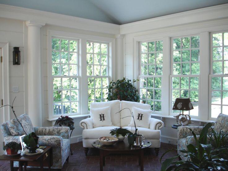 10 Best Sunroom Paint Colors Images On Pinterest Sun