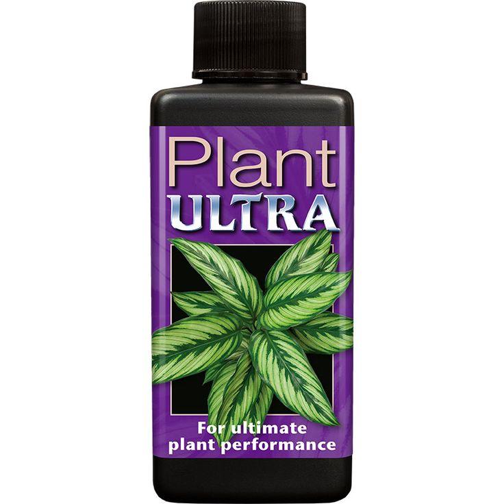 Plant Ultra, 100ml #Näring #Hydrokultur