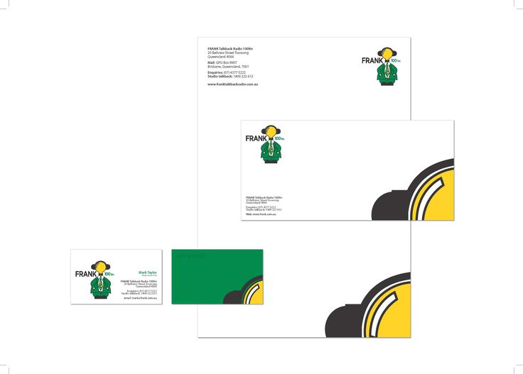 A branding exercise I did for a talkback radio show. The target market were Australian men over 55, taxi drivers for example.