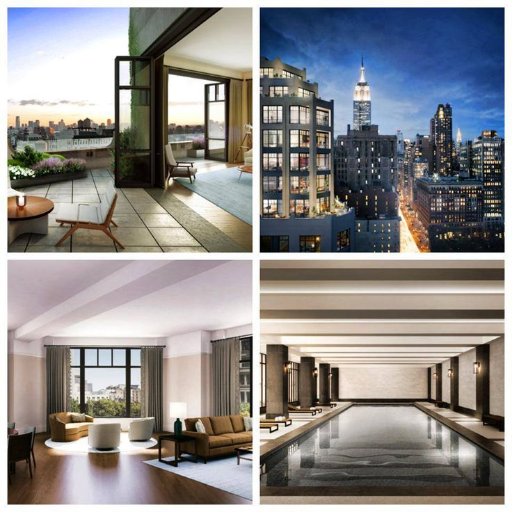 918 best images about always better in nyc the big apple for Luxury new york city real estate