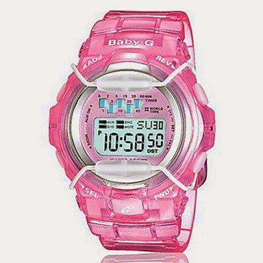 Reloj Casio Rosa Baby G | Relojes Especiales