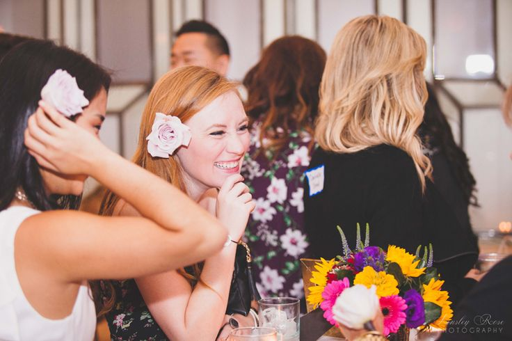 In great company - Photo by: Ainsley Rose #Events #Vancouver