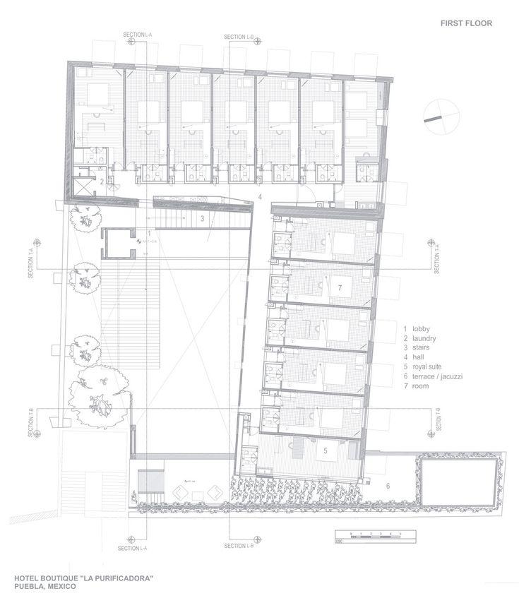 M S De 25 Ideas Incre Bles Sobre Plano De Planta De Hotel