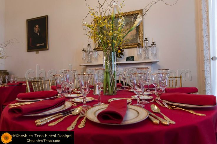 Table Linen For Wedding Receptions The Guest Tables Held Tall Arrangements Of Full Size White Calla Love Is In Autumn Air Pinterest Sleepy