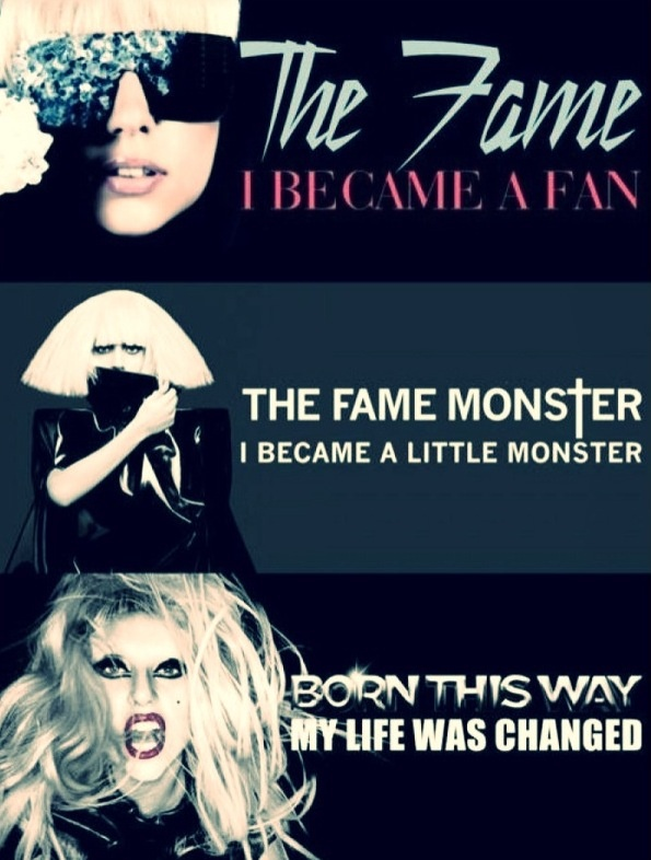 17 Best images about Lady Gaga Quotes on Pinterest ...