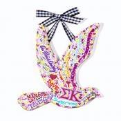 Sigma Kappa Dove: Sigmakappa3, Sigmakappa 3, Kappa Σκ, Kappa Wallhang, Sigma Kappa, Kappa Wooden, Sigkap, Kappa Girls, Sig Kap