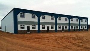 Commercial Steel Buildings Pre Engineered Metal Buildings | Toro Steel Buildings Canada