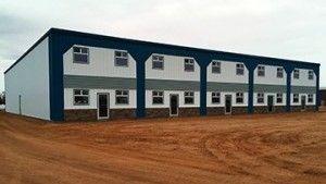 Commercial Steel Buildings Pre Engineered Metal Buildings | Toro Steel Buildings Canada