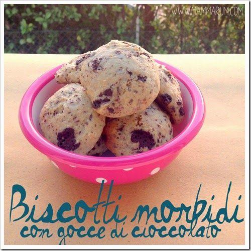 Mammarum: Per la colazione dei bambini… biscotti morbidi con...