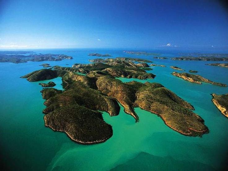 Buccaneer Archipelago - Australia