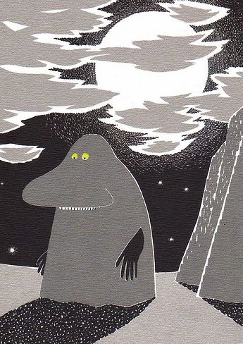 Groke by Tove Jansson