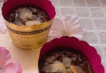 Cukormentes reform csokis brownie muffin   NOSALTY – receptek képekkel