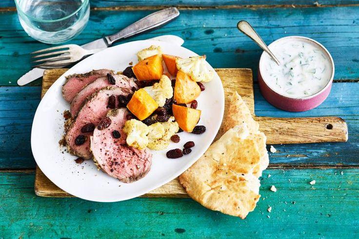 perfect bij het kruidige lamsvlees - Recept - Allerhande