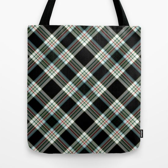 #Society6 Scottish Tote Bag by Elena Indolfi
