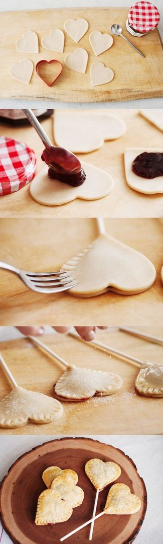 DIY Heart Shaped Valentine Cake Pops   Your sweethearts will be impressed. Amazing treat!