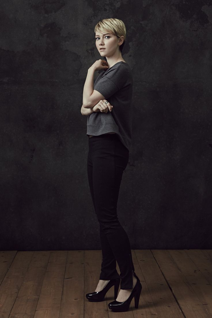"Somehow she's able to bring vulnerability and naivity to an incredibly intelligent and violent character. It's a great juxtaposition that I'd love to do someday. Valorie Curry as Emma Hill in ""The Following"" on FOX."