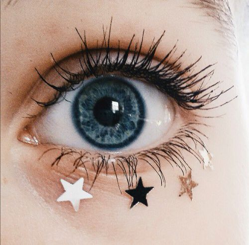 this would be super cool to go with the glitter (plus i have some stars!)