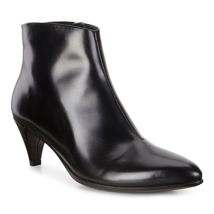Ecco shape 45 pointy sleek | laarzen | schoenen | dames | officiële ecco® online shop