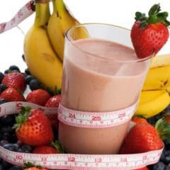 Meal replacement smoothies!