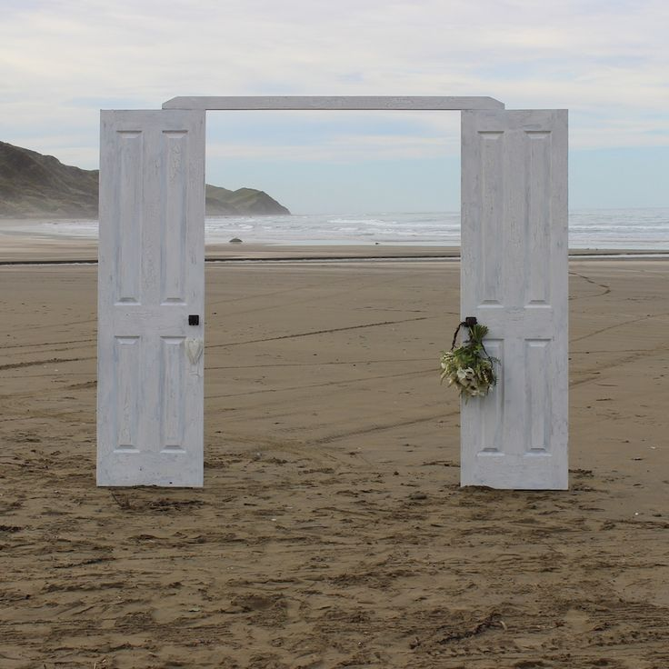 free-standing doors, available for hire