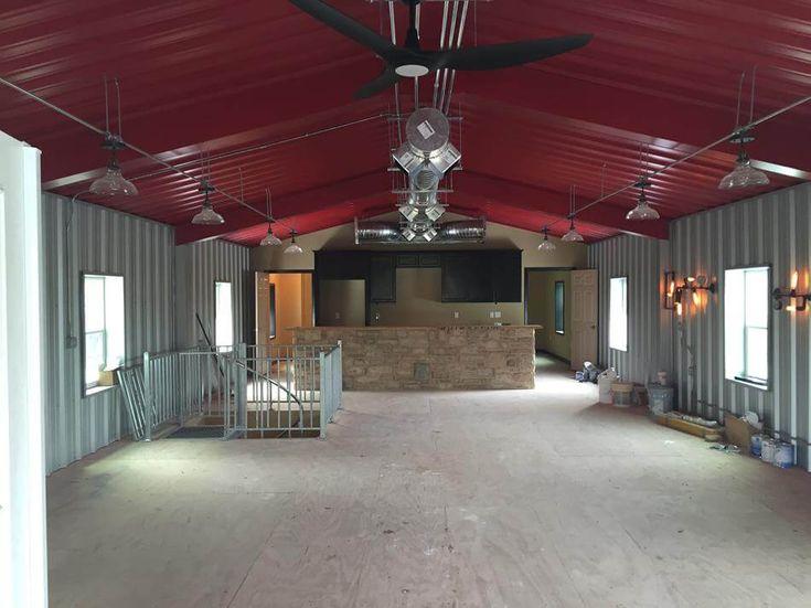 4 Bedroom House Plans Open Floor Barndominium
