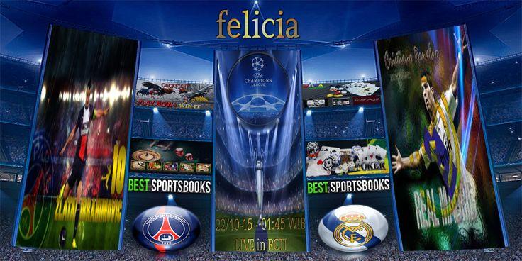 By : Felicia | PSG vs MADRID UEFA CHAMPIONS LEAGUEGmail : ag.dewibet@gmail.com YM : ag.dewibet@yahoo.com Line : dewibola88 BB : 2B261360 Path : dewibola88 Wechat : dewi_bet Instagram : dewibola88 Pinterest : dewibola88 Twitter : dewibola88 WhatsApp : dewibola88 Google+ : DEWIBET BBM Channel : C002DE376 Flickr : felicia.lim Tumblr : felicia.lim Facebook : dewibola88