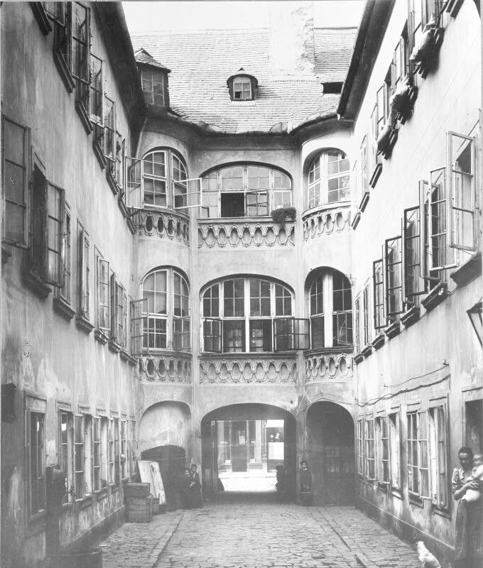 Neubaugasse 1901