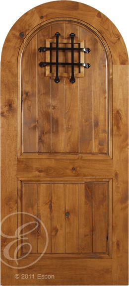 17 Best Exterior Solid Knotty Alder Doors Images On Pinterest